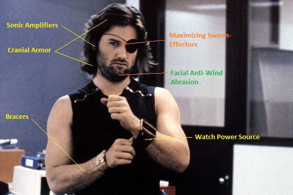 The Tactical Guide to Snake Plissken's Hair (2/2)